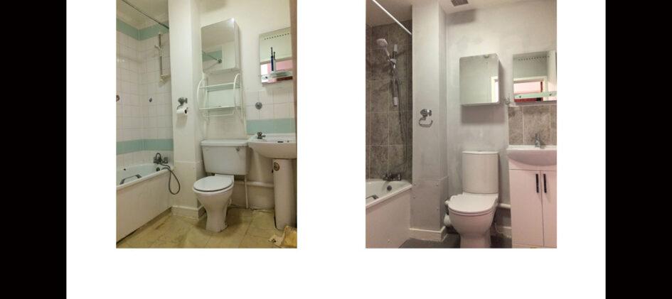 Bathroom Refurbished1