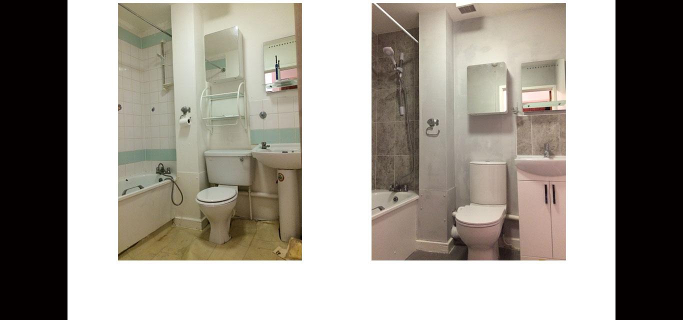 Bathroom Refurbished